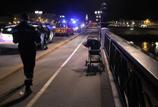 Une fillette tombée sous le pont à Bordeaux