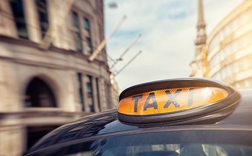 Aussurance taxi